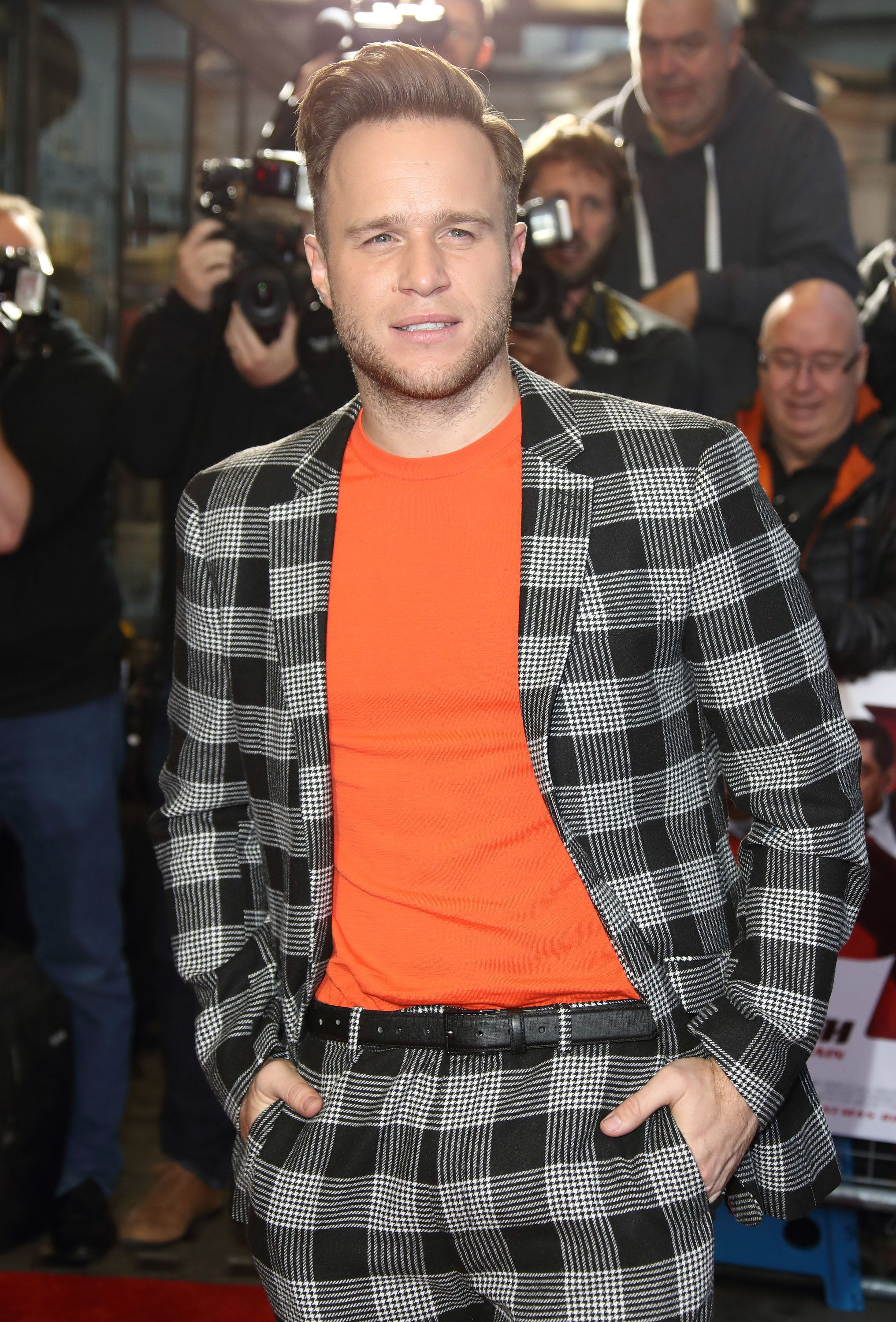 Olly Murs Suggests He Might Not Be 'On Talking Terms' With Simon Cowell Over 'X Factor'