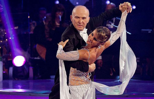 Vince Cable on Strictly Come