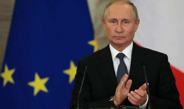 Human Rights In Russia Have Deteriorated Dramatically Under Putin - It Is Time The British Government...