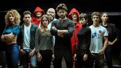 """""""La Casa de Papel"""" saison 3 se dévoile dans un premier"""