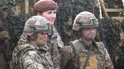 All Positions In UK Armed Forces Open To