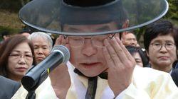 이철우 경북도지사는 박정희 전 대통령을 생각하며