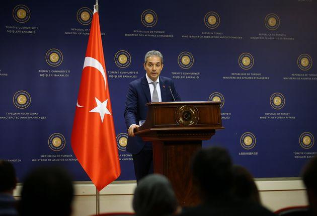 Τουρκικό ΥΠΕΞ: Να μη δίνει η Ελλάδα συμβουλές για