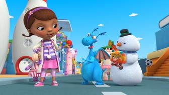 Doc McStuffins airs it fifth season on Friday.