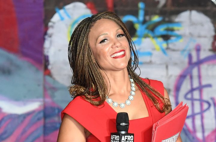 """""""F--- Andy Lack"""": Melissa Harris-Perry."""