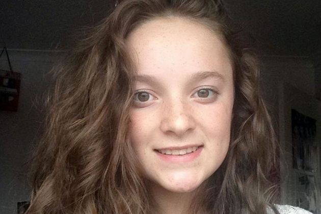 Megan Lee died two days after eating a takeaway which contained peanut