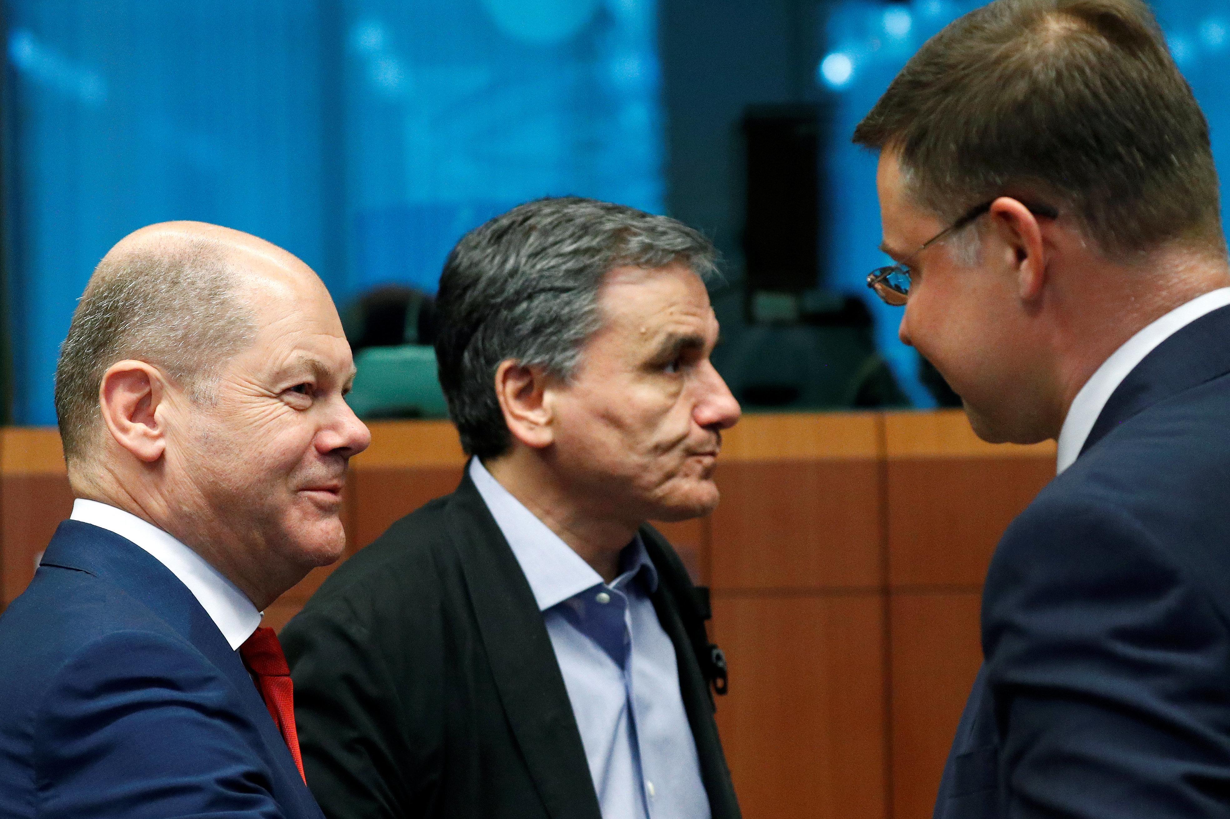 Σε έκτακτο Eurogroup τον Νοέμβριο οι αποφάσεις για τις