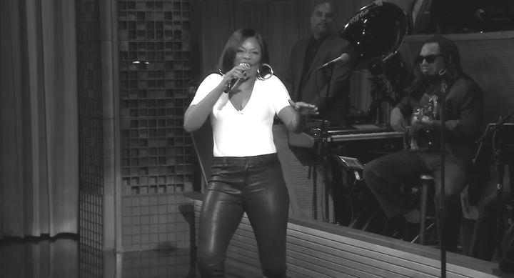 Tiffany Haddish Channels James Brown In Legendary 'Sex Machine' Performance