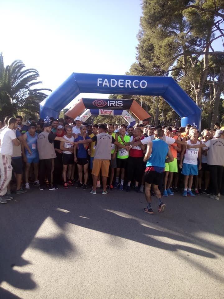 Semi-marathon d'Alger : 850 coureurs sur la ligne de départ à la 7e