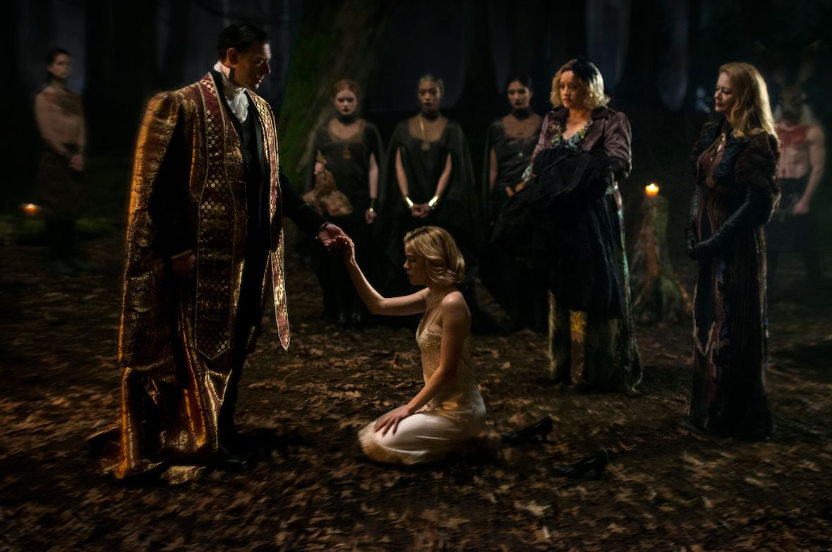 Netflix Announces 'Chilling Adventures Of Sabrina' Christmas