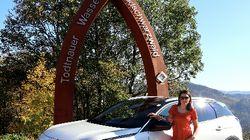 Julia unterwegs - mit dem Peugeot 3008 im