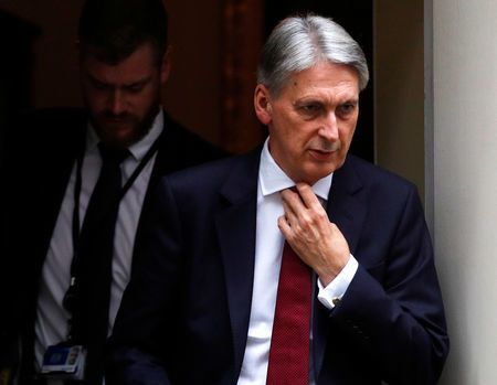 Chancellor Philip Hammond will deliver his budget on Monday