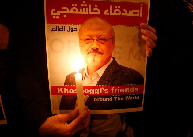 Slain journalist Jamal