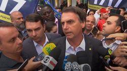 Brasil's Far-Right Candidate Jair Bolsonaro Leads The