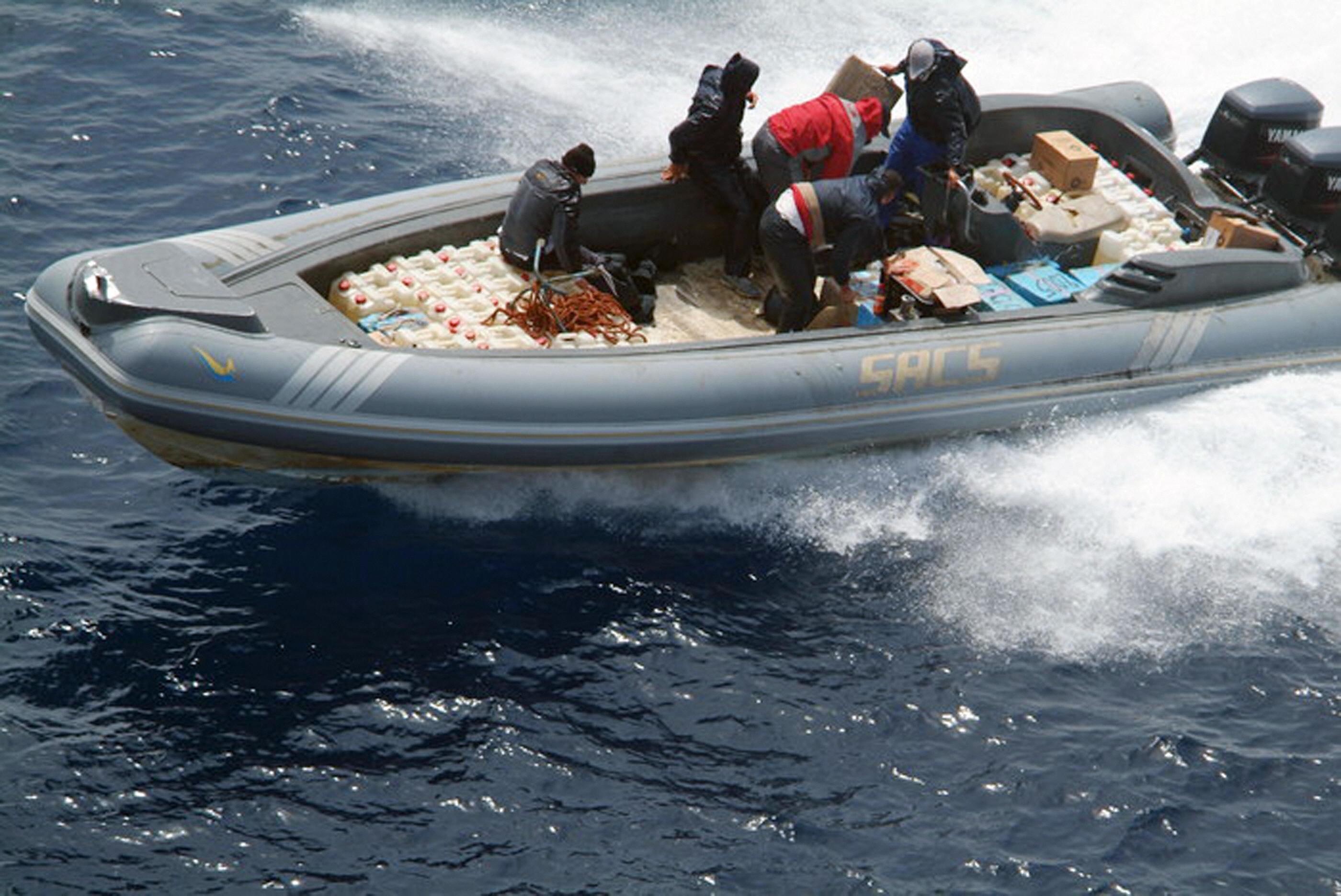 Pour lutter contre le trafic de migrants, l'Espagne interdit l'utilisation des