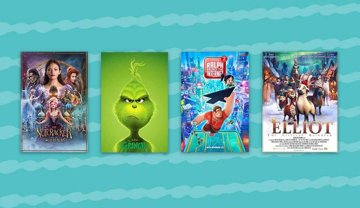 <p>Heading to the movies with your family this holiday season? These are the kid-friendly films we&#39;re most excited to see.</p>