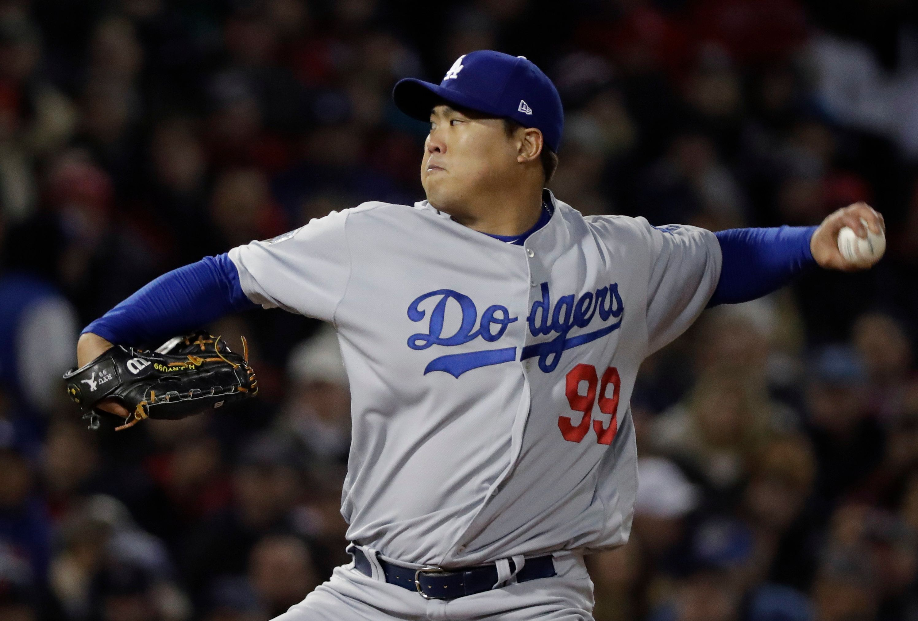 Dodgers go back to Rich Hill as Game 4 starter