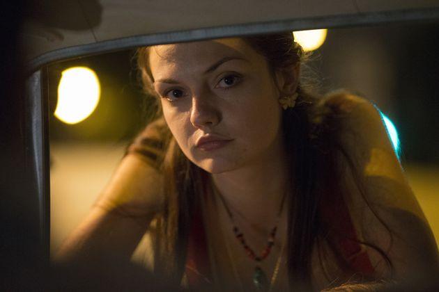 Emily Meade in HBO's