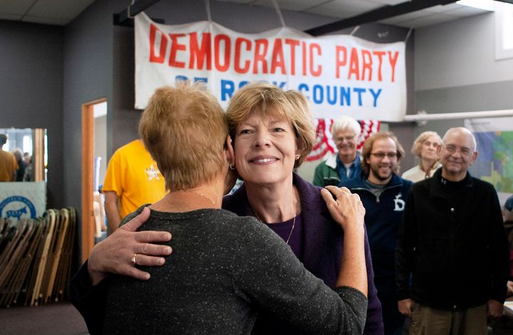 Tammy Baldwin Wins Re-election As Wisconsin Senator