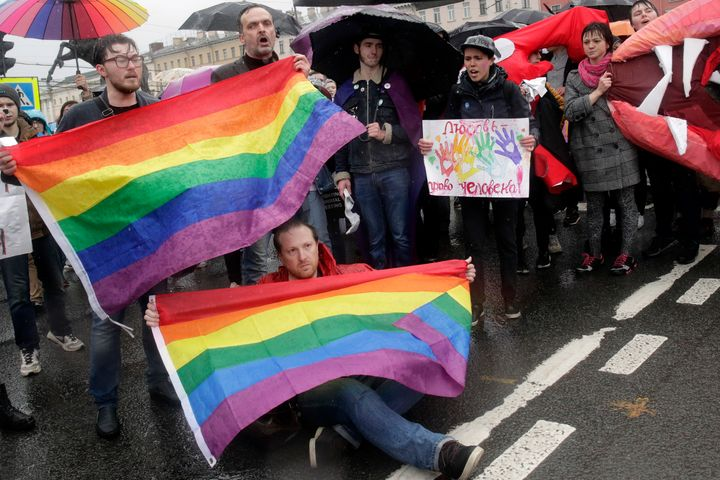 Russia was ranked Europe's second least LGBT-friendly nation in 2016 by ILGA-Europe, a network of European LGBT groups.