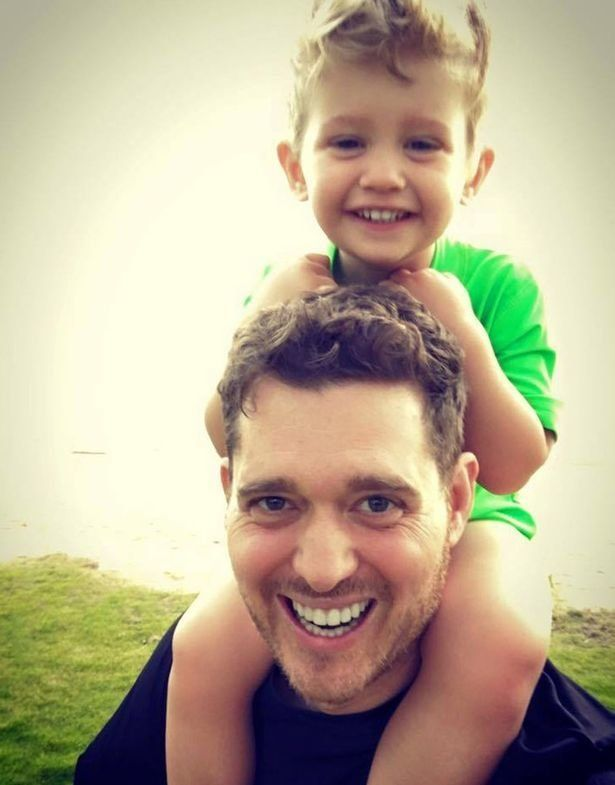 Michael Bublé Says He's ''Not OK'' After Son's Cancer Battle