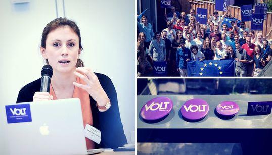 Volt-Programm zur Europawahl: Wie Europas Jugend die EU retten