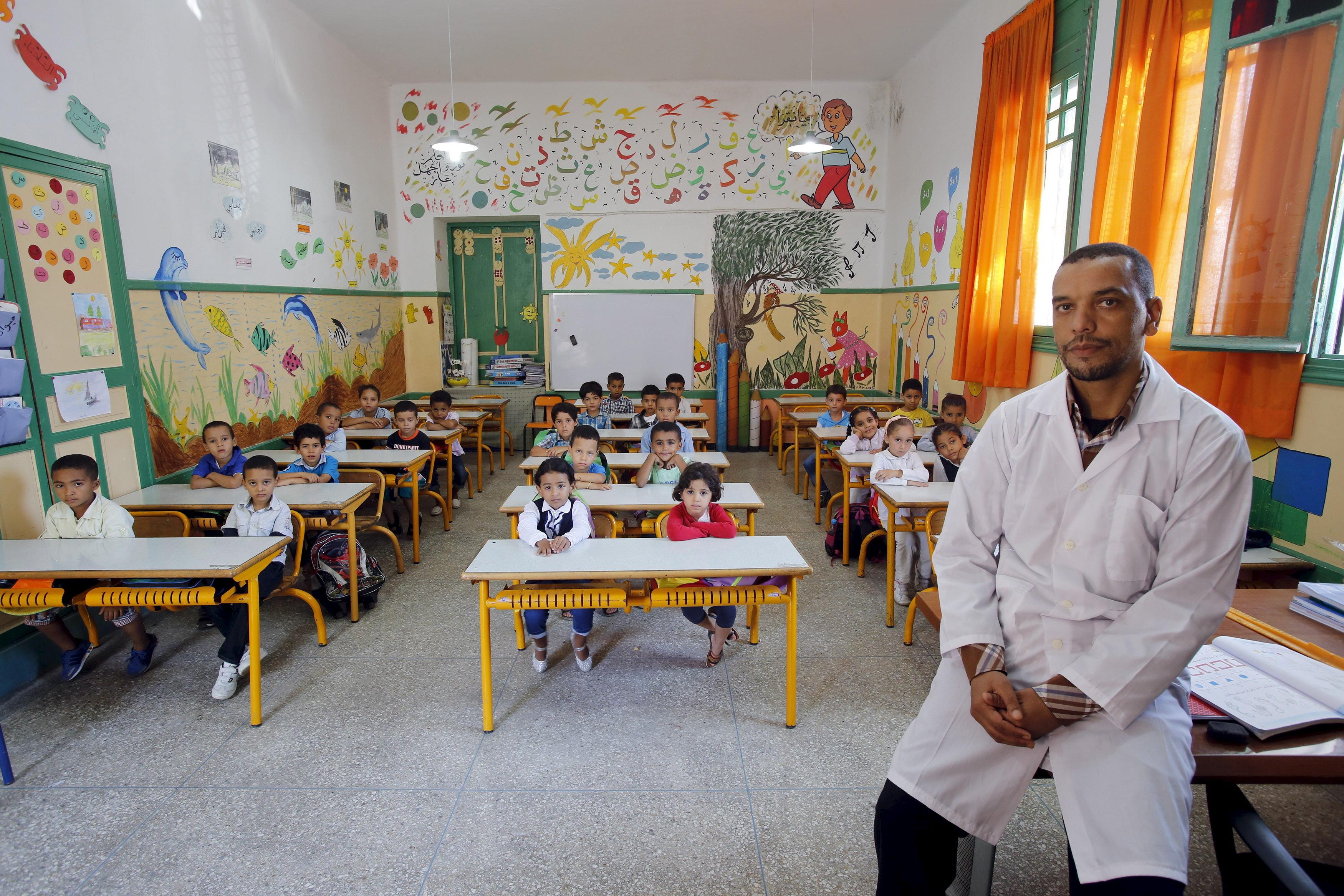 GMT+1: Les élèves marocains commenceront désormais l'école à 9h