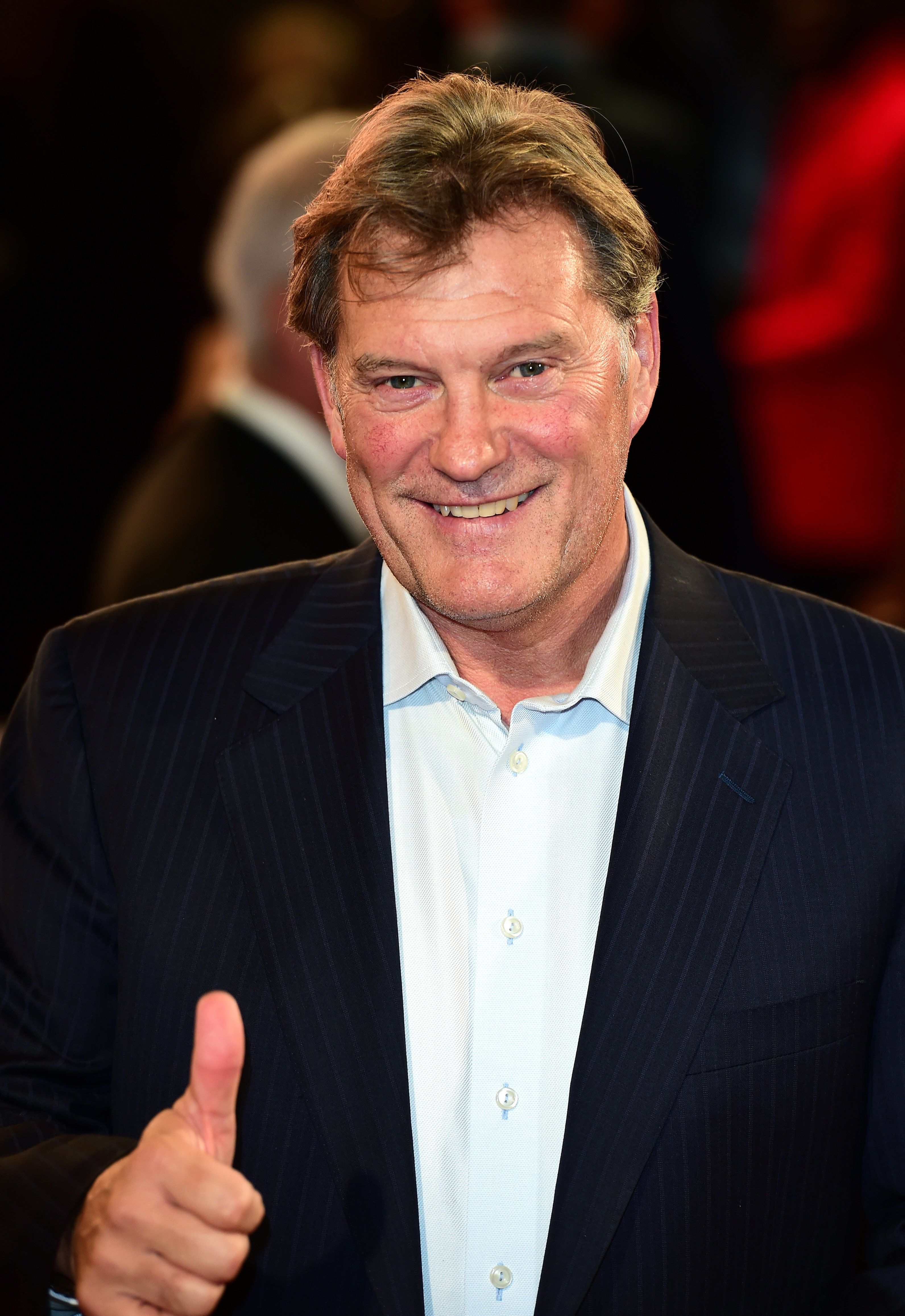 Glenn Hoddle 'In Serious Condition' After Having Heart Attack During Filming At BT Sport