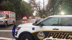 Schießerei nahe Synagoge in Pittsburgh – mehrere