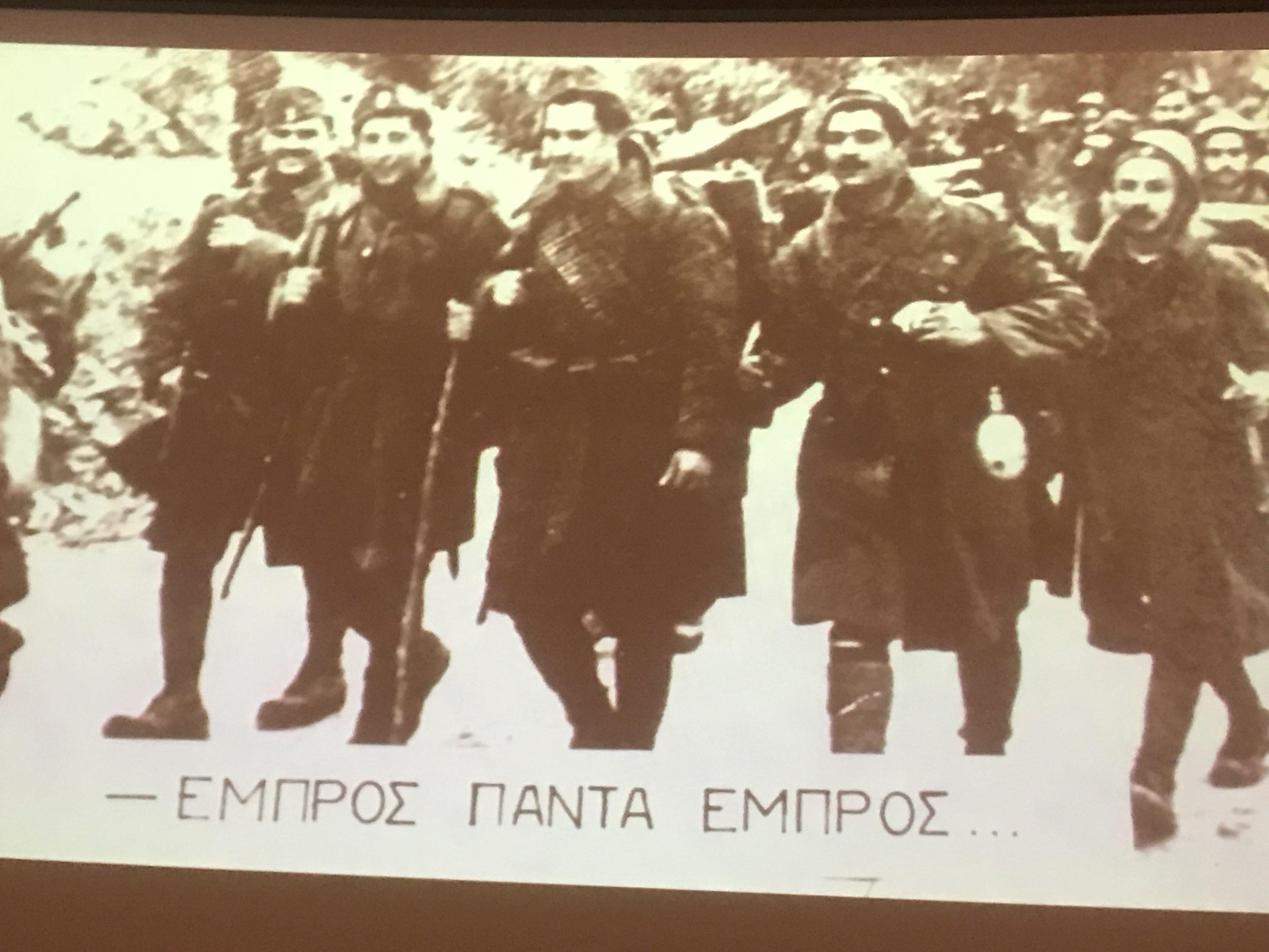 Οι ήρωες ευέλπιδες του 1940!