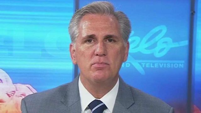 Rep. Kevin McCarthy talks donations going to Democrats from Michael Bloomberg and races to watch in 2018 on 'Sunday Morning Futures.'
