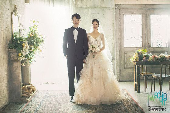 대장암 투병 중인 유상무가 김연지씨와 결혼식을 올렸다