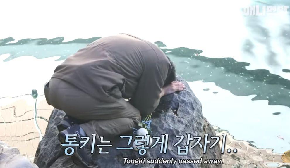 국내 유일 북극곰 '통키'의 죽음에 담당 사육사는 하염없이 오열했다
