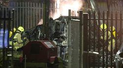 Leicester: l'hélicoptère du président du club s'écrase près du
