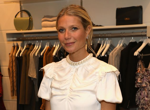 Gwyneth Paltrow at the launch of Goop's pop up store in