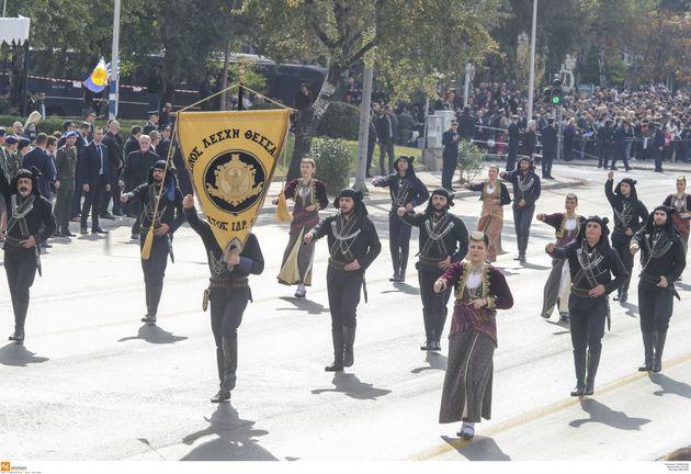 Ολοκληρώθηκε η μεγάλη στρατιωτική παρέλαση για την 28η Οκτωβρίου στη
