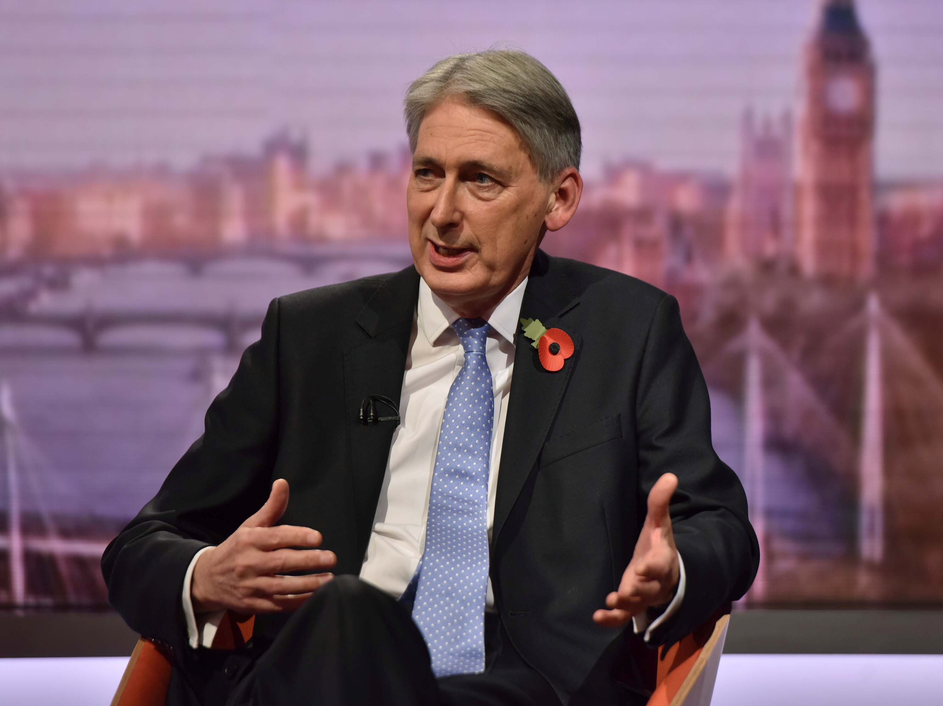 UK Would Be Forced To Drop Budget Plans In Case Of No Deal Brexit, Chancellor