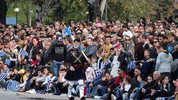 Η μεγάλη στρατιωτική παρέλαση στη Θεσσαλονίκη για την επέτειο της 28ης Οκτωβρίου