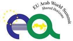 Τσίπρας και Μητσοτάκης στην τρίτη Ευρω-αραβική Σύνοδο στο Μέγαρο
