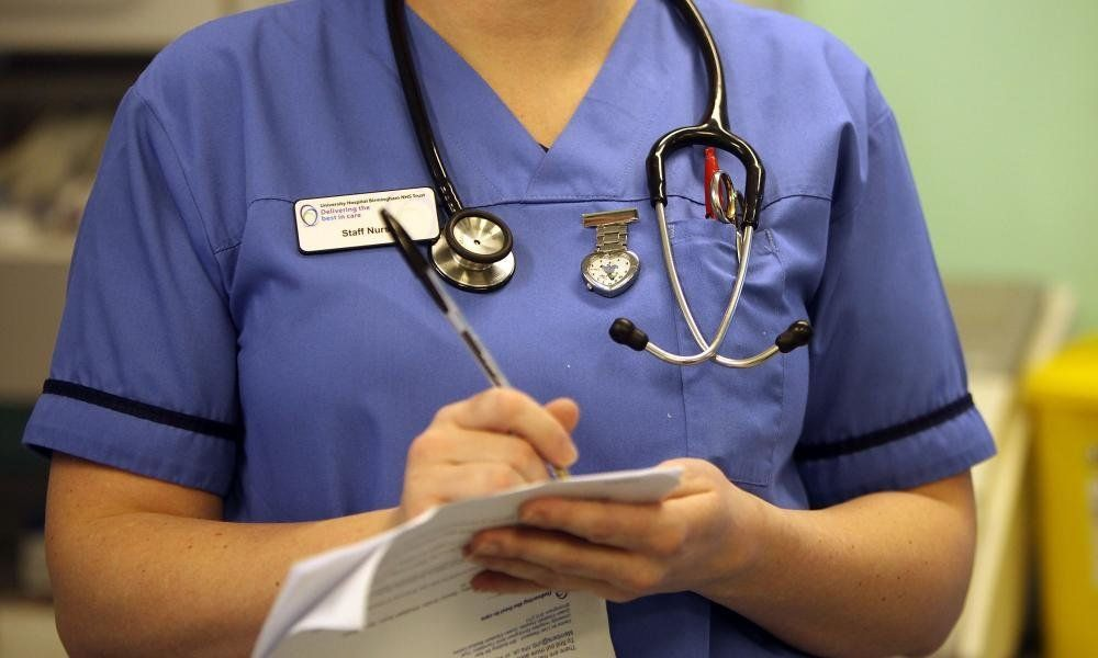 Government announces clampdown as violence against NHS staff becomes a
