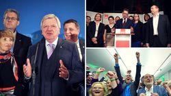 Hessenwahl: So kommentieren die Parteien das Wahlergebnis