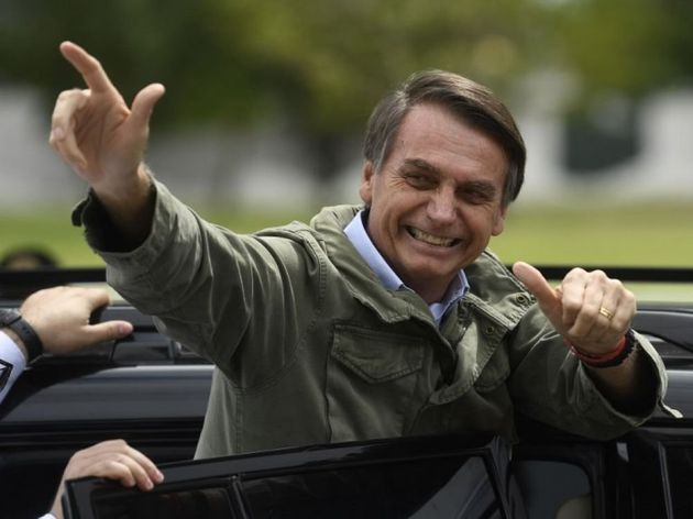 Brazil Elects Far-Right Authoritarian Jair Bolsonaro As
