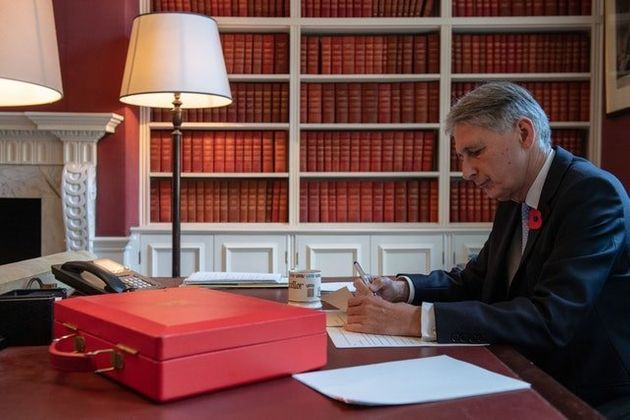 It's The Budget, And These Are The Choices The Chancellor Will Be Weighing