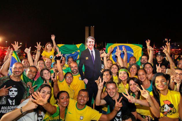 브라질의 떠오른 '극우파 스타', 자이르 보우소나루가 대통령에