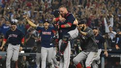 Red Sox Beat Dodgers 5-1 In Game 5 To Win World Series