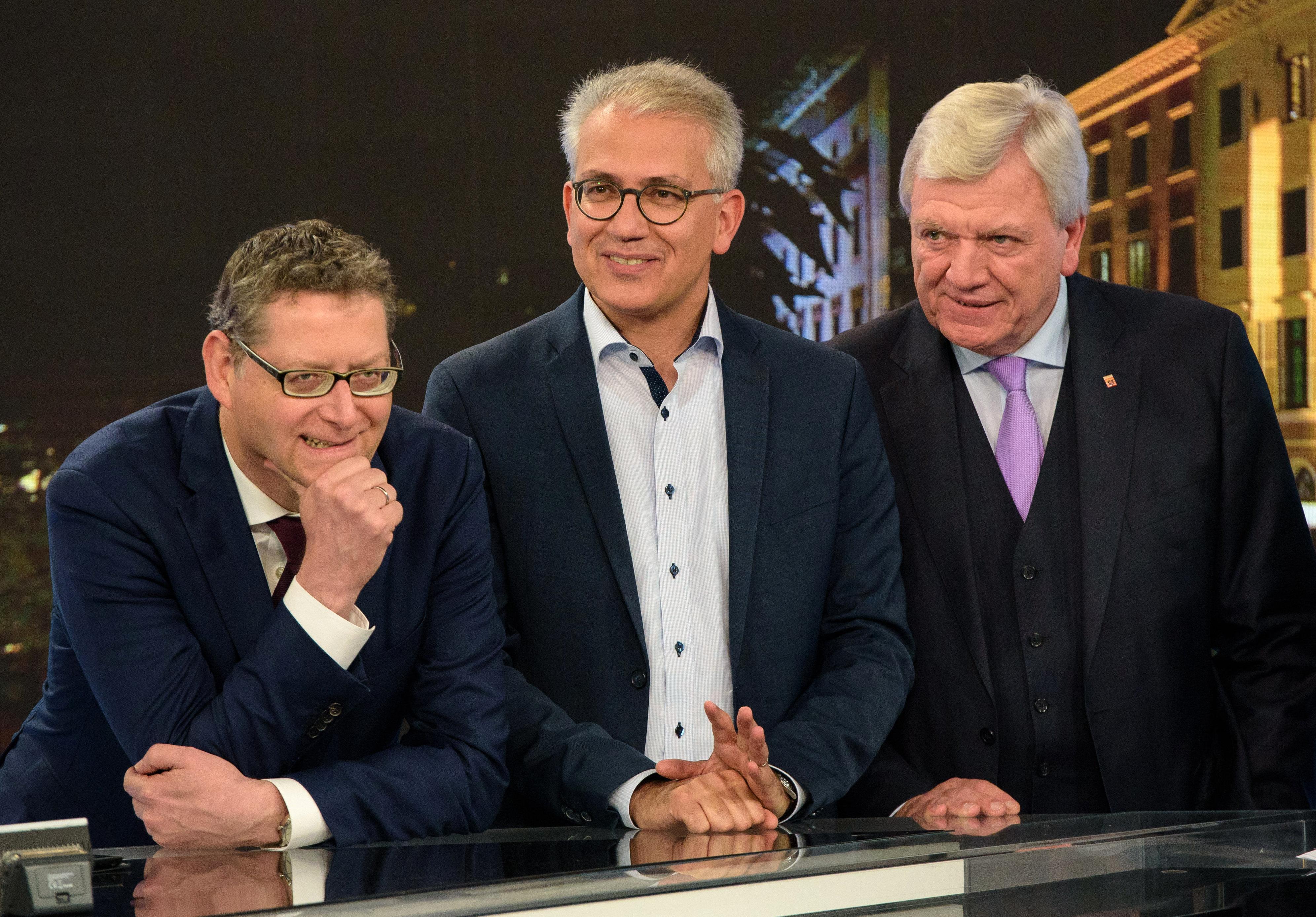 Hessen-Wahl: Am Ende liegen die Grünen sogar vor der