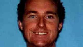 Aaron Eason, 38, of Riverside County community of Anza, currently being sought by federal authorities, is seen in this U.S. Attorney's office image released in Los Angeles, California, U.S., October 24, 2018.    Courtesy U.S. Attorney Central District of California/Handout via REUTERS