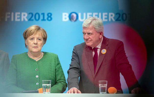 Το CDU της Μέρκελ και οι Πράσίνοι κέρδισαν την Έσση. Έφεραν όμως το χειρότερο εκλογικό αποτέλεσμα εδώ...