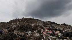 3천 가구가 쓰레기 매립지에서 생계를 이어가는 곳이