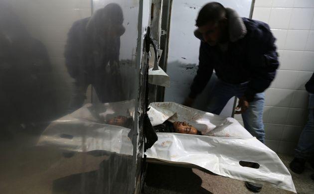 Νεκρά παιδιά από αεροπορική επιδρομή του Ισραήλ στα σύνορα με τη